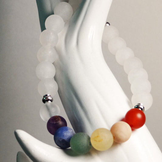 The Vital Chakra Balancing Bracelet