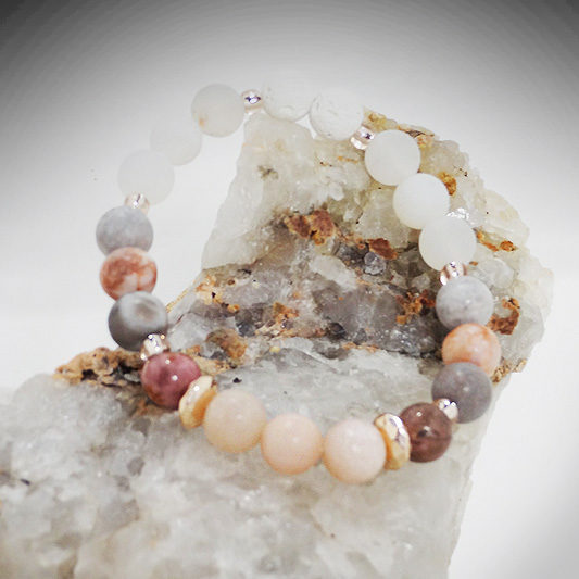 We Are Healing Bracelet. Hand crafted