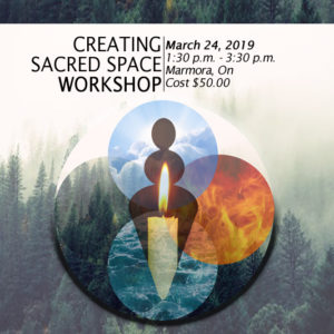 Creating Sacred Space Workshop