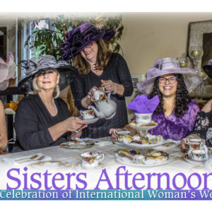 Soul Sisters Afternoon Tea - March 1, Marmora Ontario