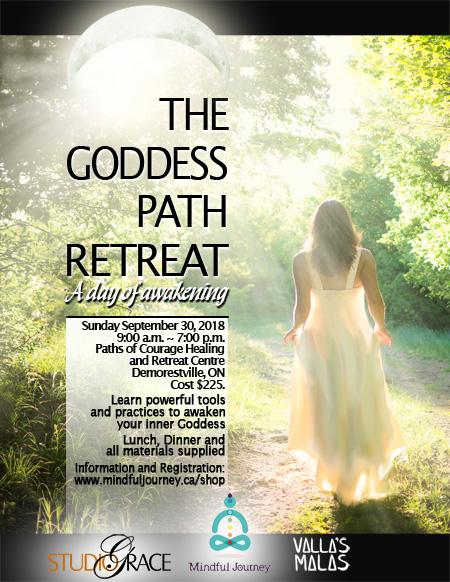 The Goddess Path Retreat